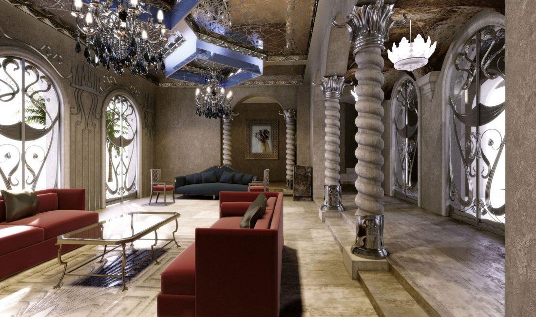 Мебель в стиле модерн 7