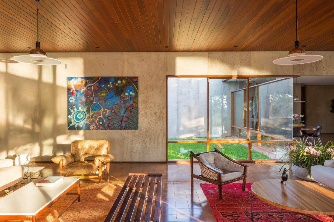 Проект Дом 28 в Бразилии от студии Equipe Lamas 16