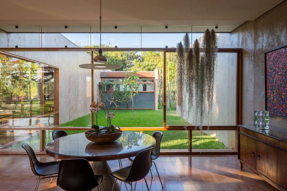 Проект Дом 28 в Бразилии от студии Equipe Lamas 17