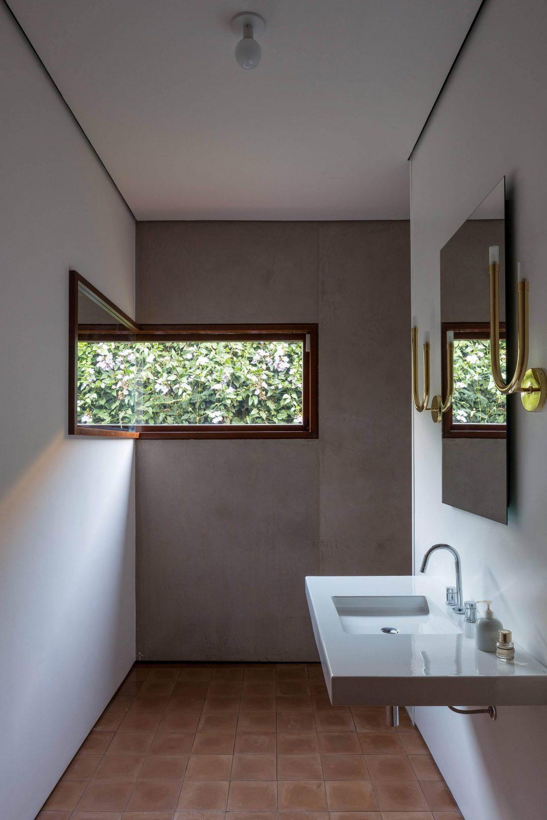 Проект Дом 28 в Бразилии от студии Equipe Lamas 19