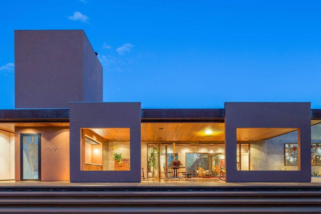 Проект Дом 28 в Бразилии от студии Equipe Lamas 2
