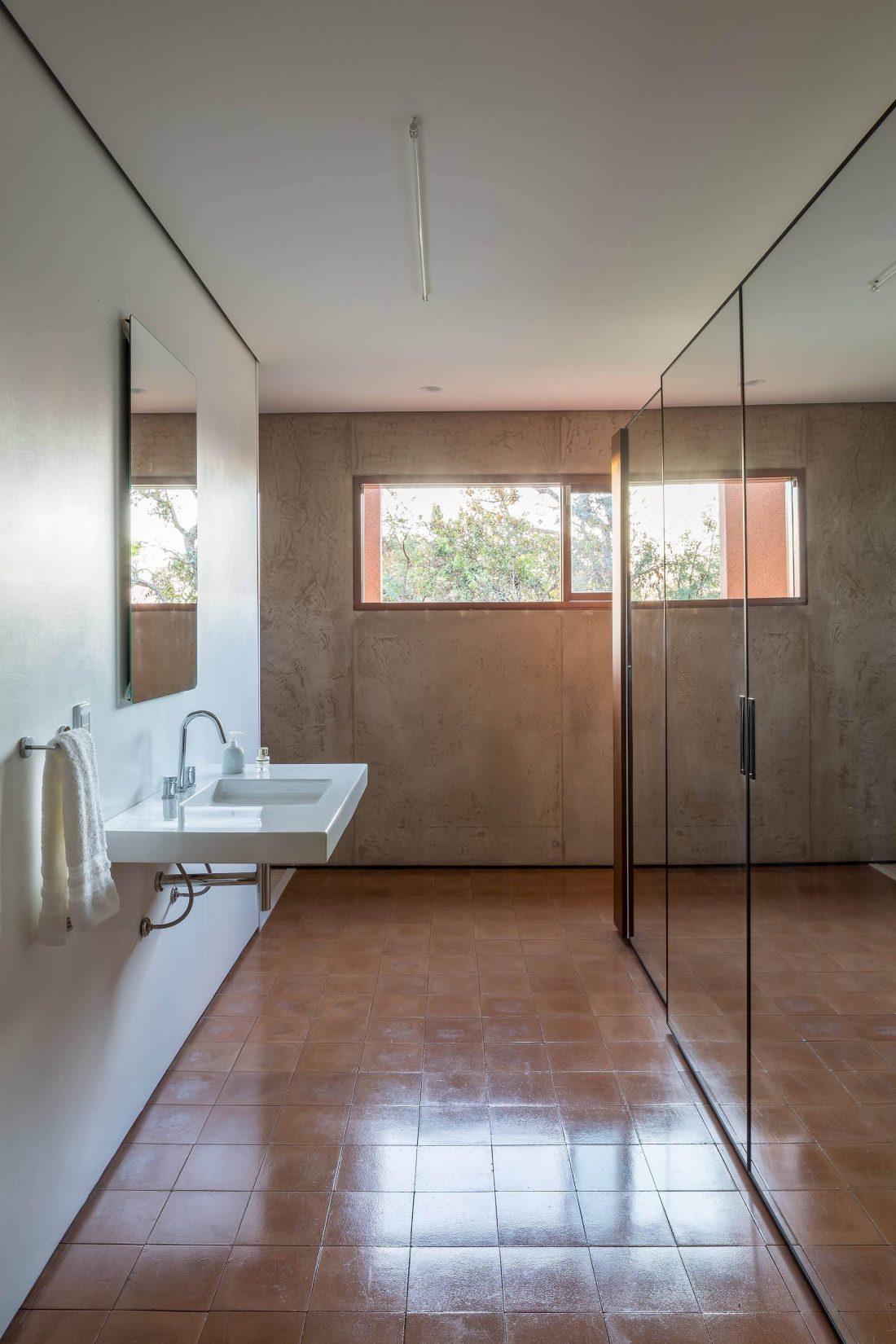 Проект Дом 28 в Бразилии от студии Equipe Lamas 21