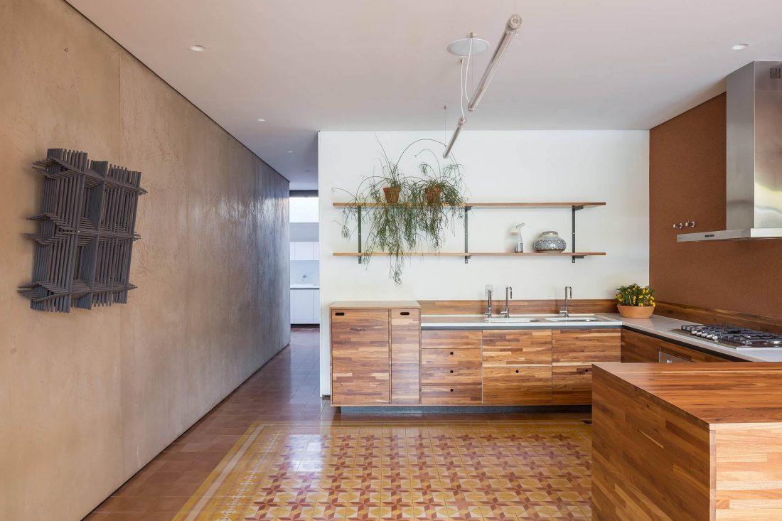 Проект Дом 28 в Бразилии от студии Equipe Lamas 23