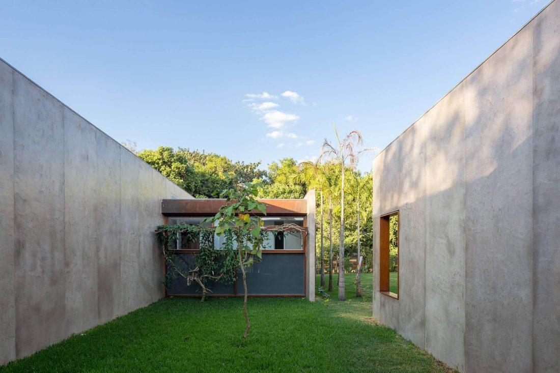 Проект Дом 28 в Бразилии от студии Equipe Lamas 7