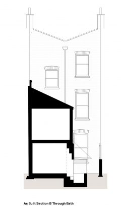 Проект Затонувшая ванная от студии Studio 304 Architecture 12