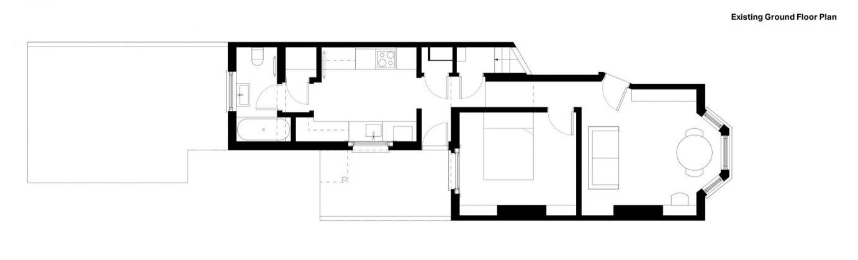 Проект Затонувшая ванная от студии Studio 304 Architecture 13