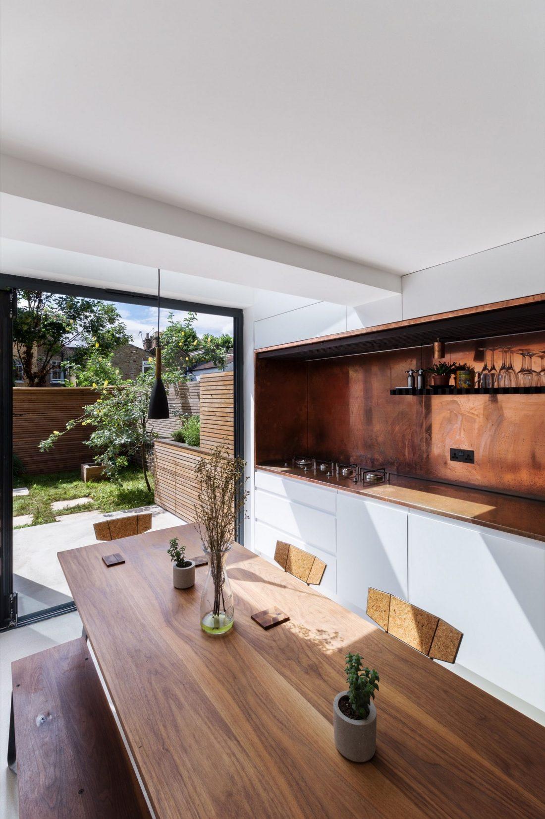 Проект Затонувшая ванная от студии Studio 304 Architecture 4