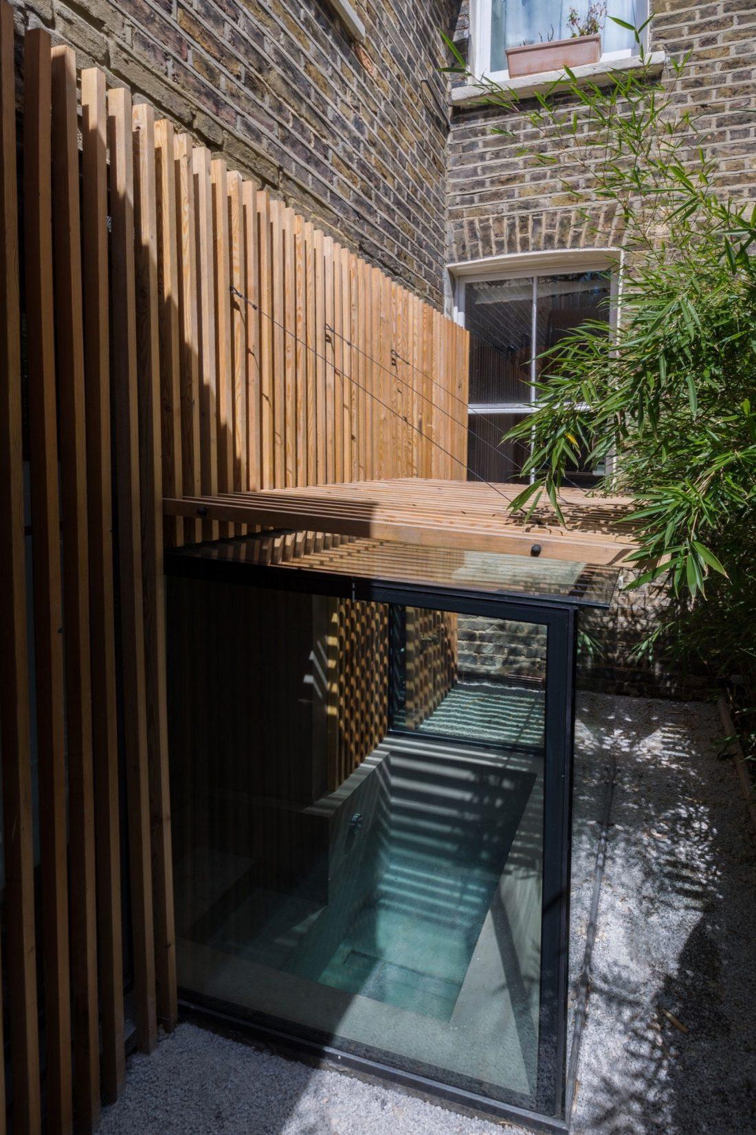Проект Затонувшая ванная от студии Studio 304 Architecture 6