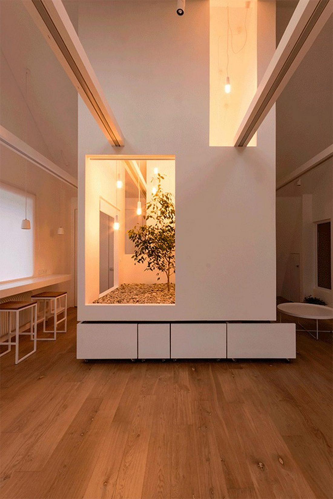 Проект мансардной квартиры от студии Ruetemple в Москве 11