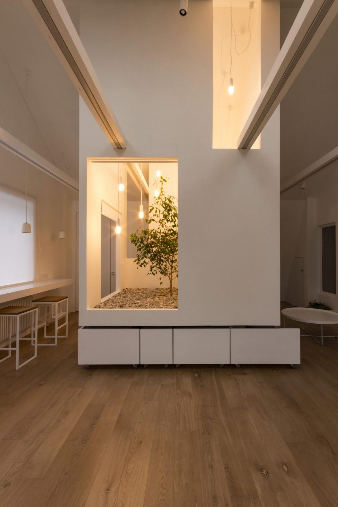 Проект мансардной квартиры от студии Ruetemple в Москве 12