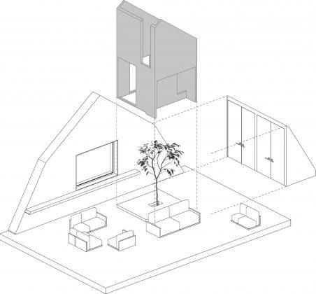 Проект мансардной квартиры от студии Ruetemple в Москве 38