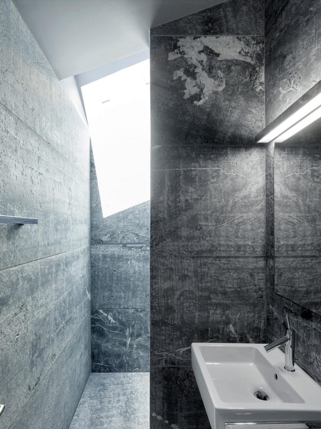 Современный дом из старого амбара в Швейцарии от студии Savioz Fabrizzi Architectes 9
