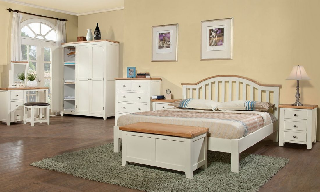 Спальня в стиле прованс 10