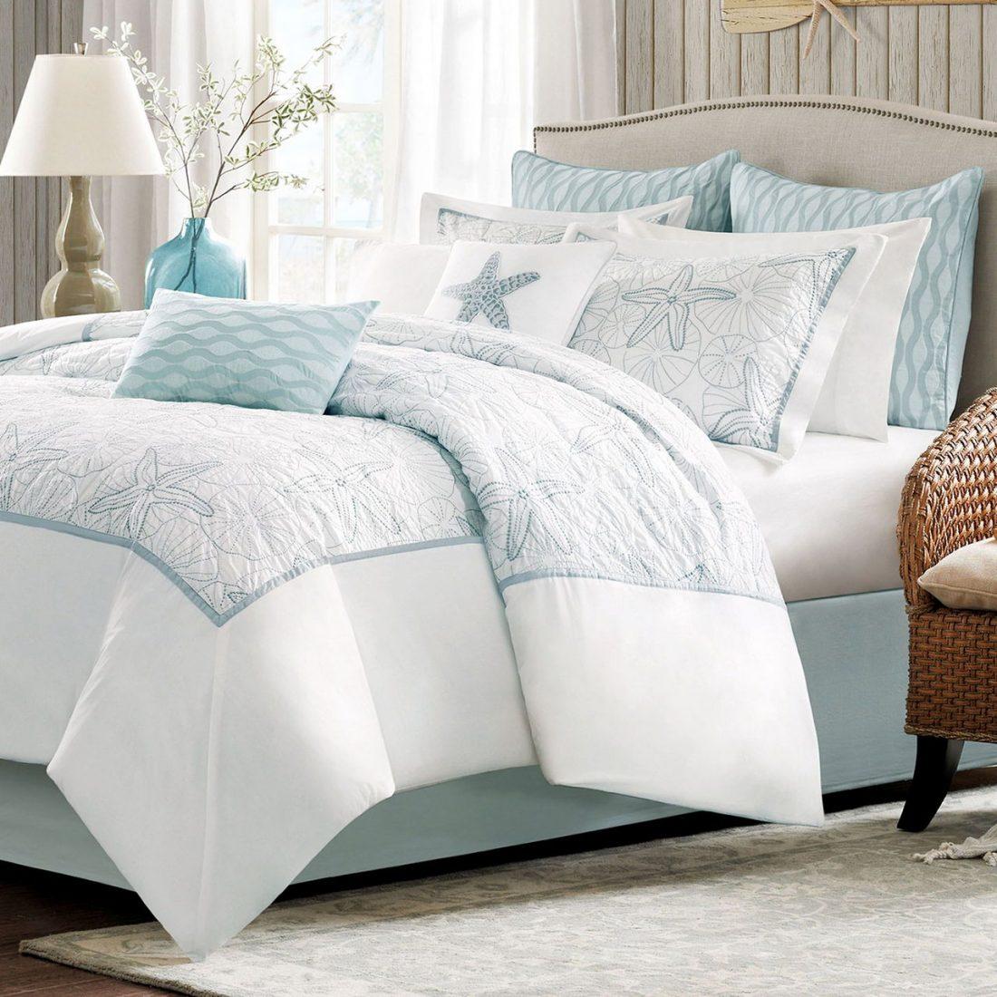 Спальня в стиле прованс 13