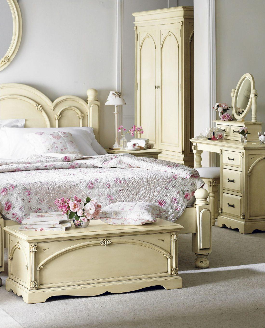 Спальня в стиле прованс 6