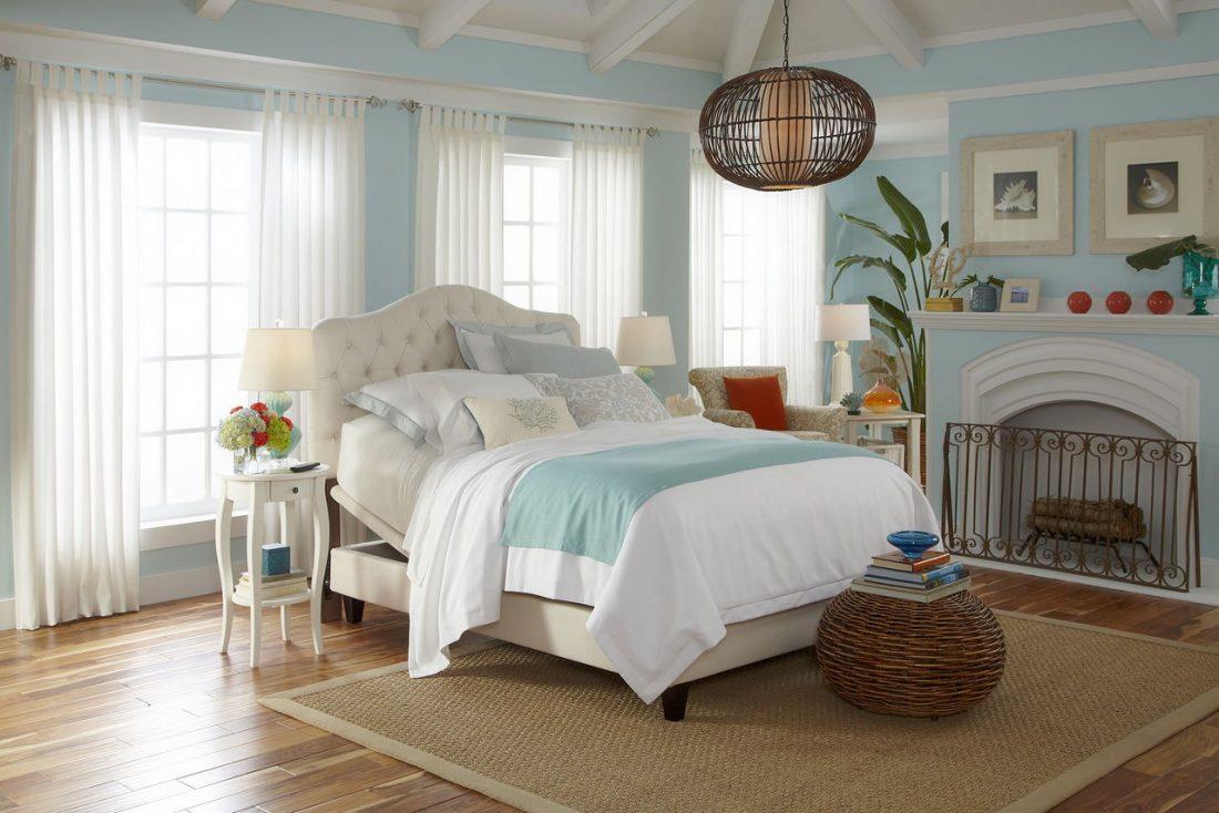 Спальня в стиле прованс 8