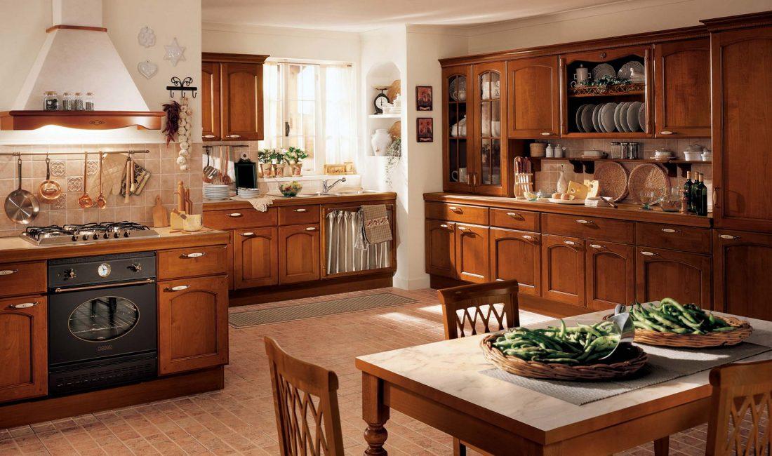Стиль модерн в интерьере кухни 1