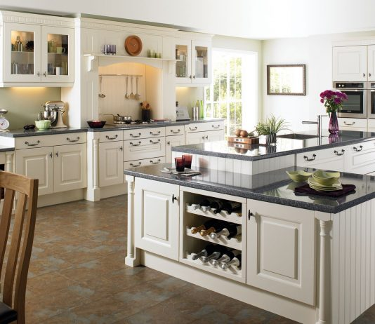 Стиль модерн в интерьере кухни 4