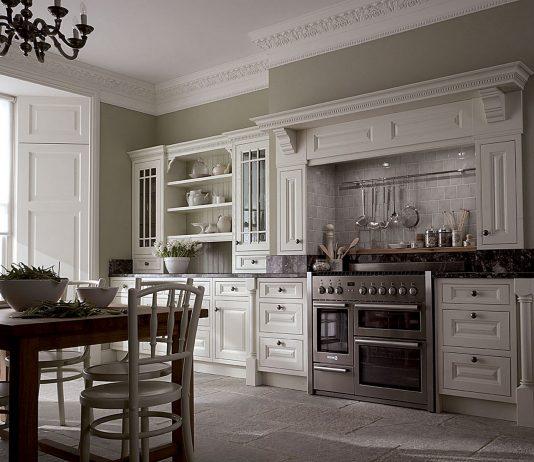 Стиль модерн в интерьере кухни 5