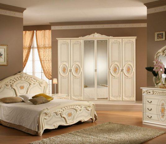 Стиль модерн в интерьере спальни 14