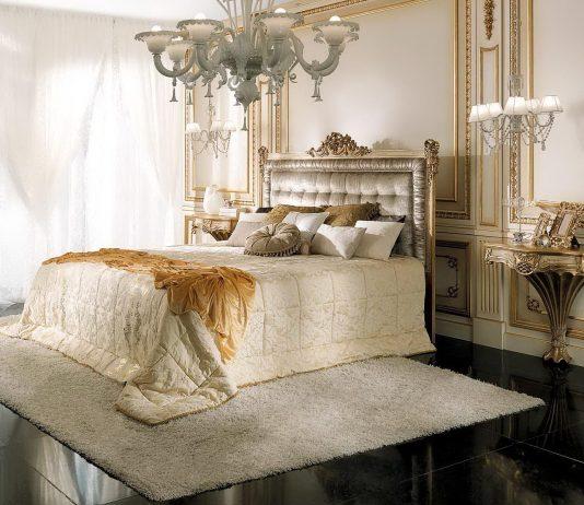 Стиль модерн в интерьере спальни 17