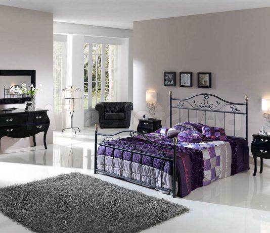 Стиль модерн в интерьере спальни 24