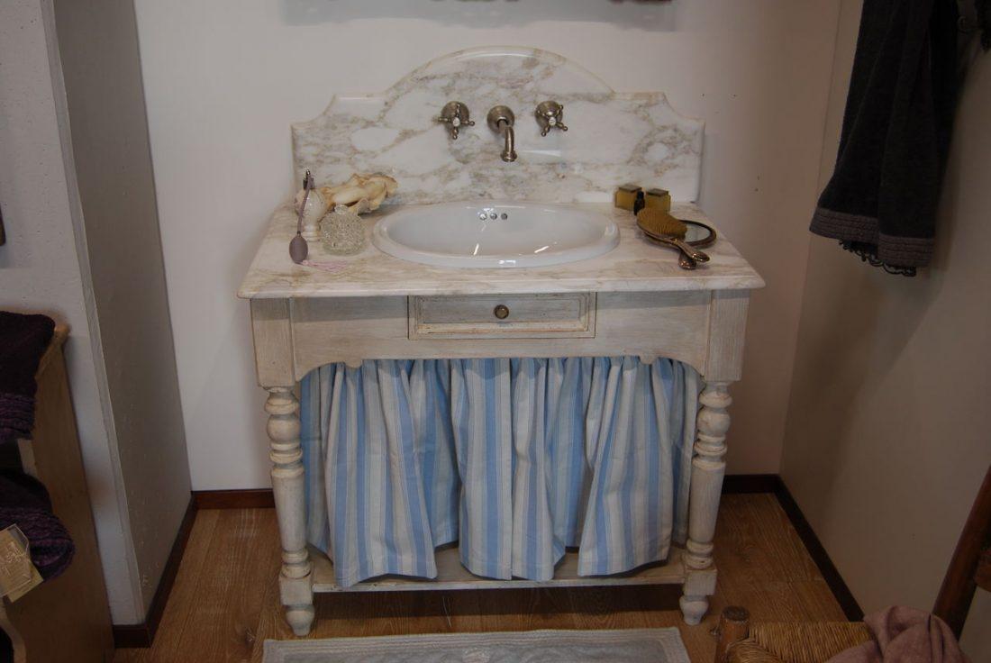 Ванная комната в стиле прованс 2