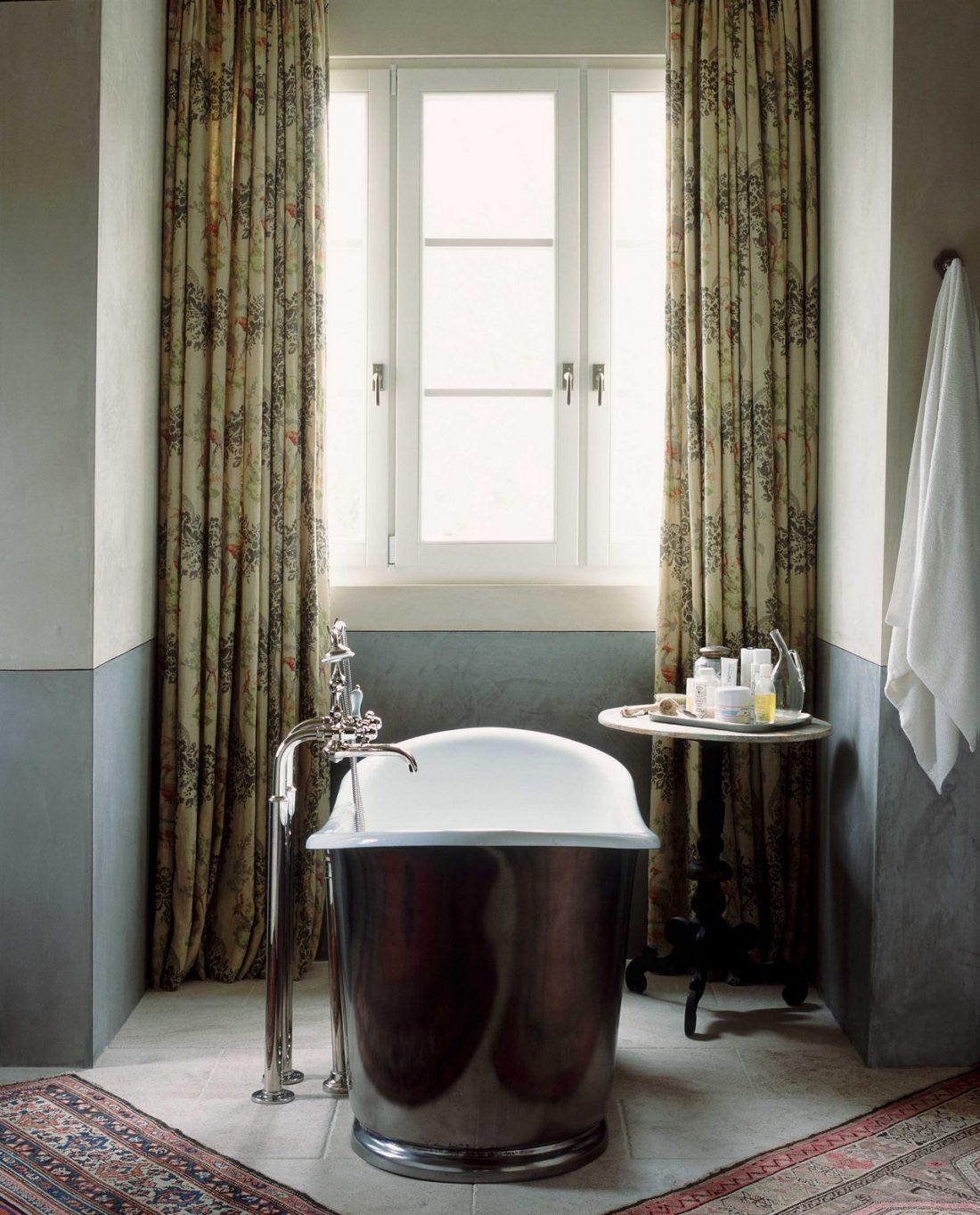 Ванная комната в стиле прованс 8