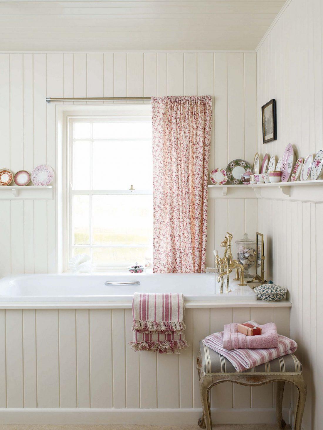 Ванная комната в стиле прованс 9
