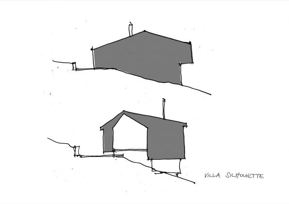 Вилла Silhouette проект студии Ирвинга Смита 17