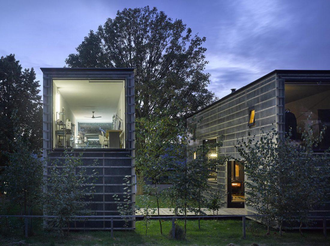 ZEN Houses проект студии Petr Stolin Architekt 1