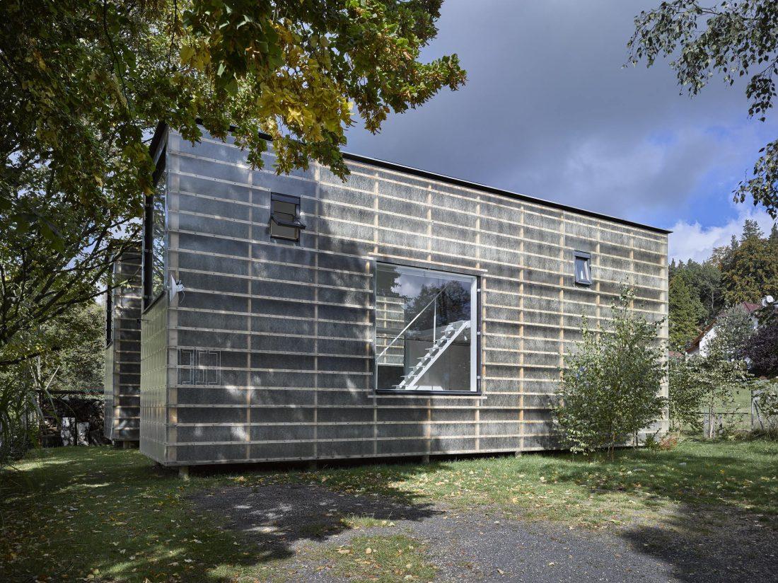 ZEN Houses проект студии Petr Stolin Architekt 11