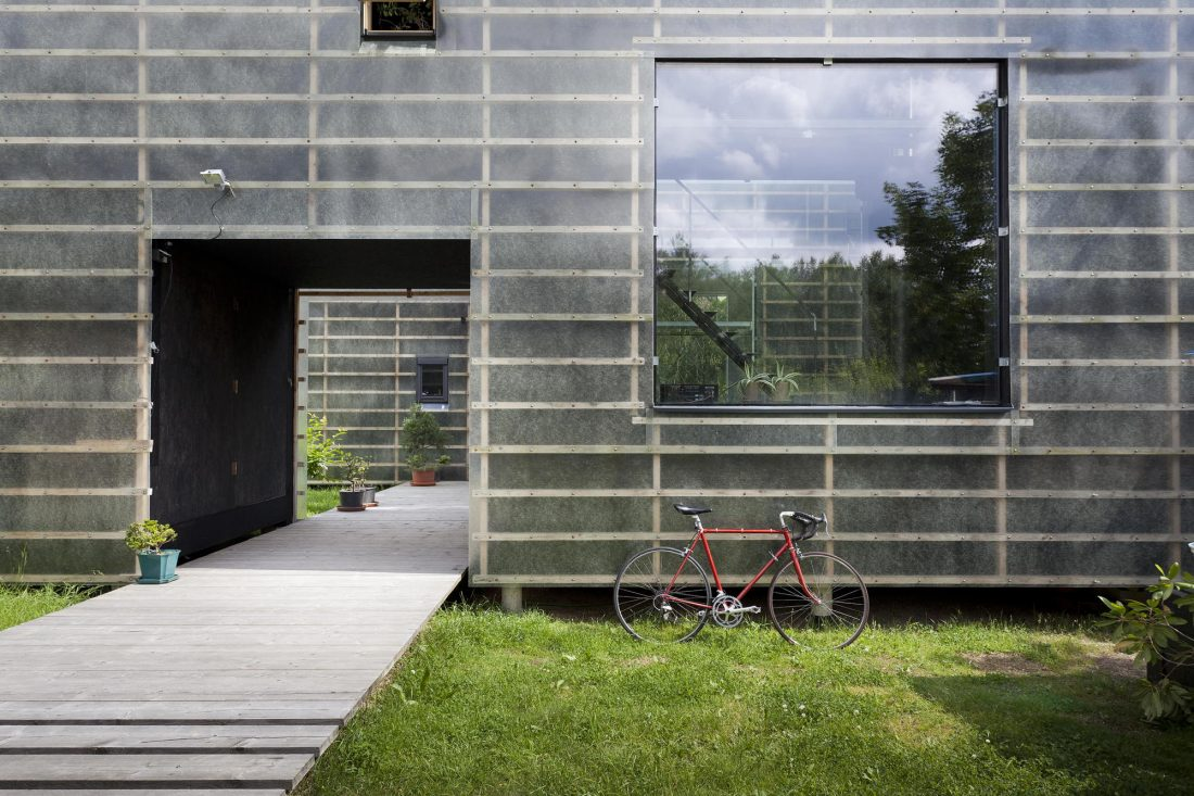 ZEN Houses проект студии Petr Stolin Architekt 12
