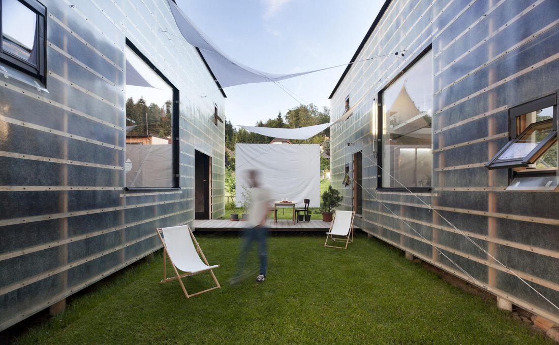 ZEN Houses проект студии Petr Stolin Architekt 14