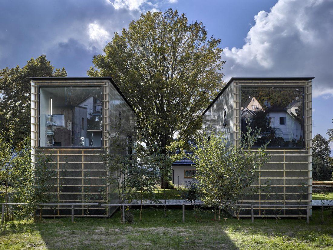 ZEN Houses проект студии Petr Stolin Architekt 15