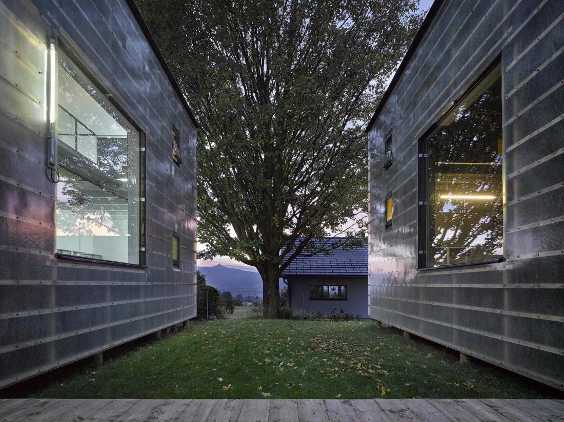 ZEN Houses проект студии Petr Stolin Architekt 25