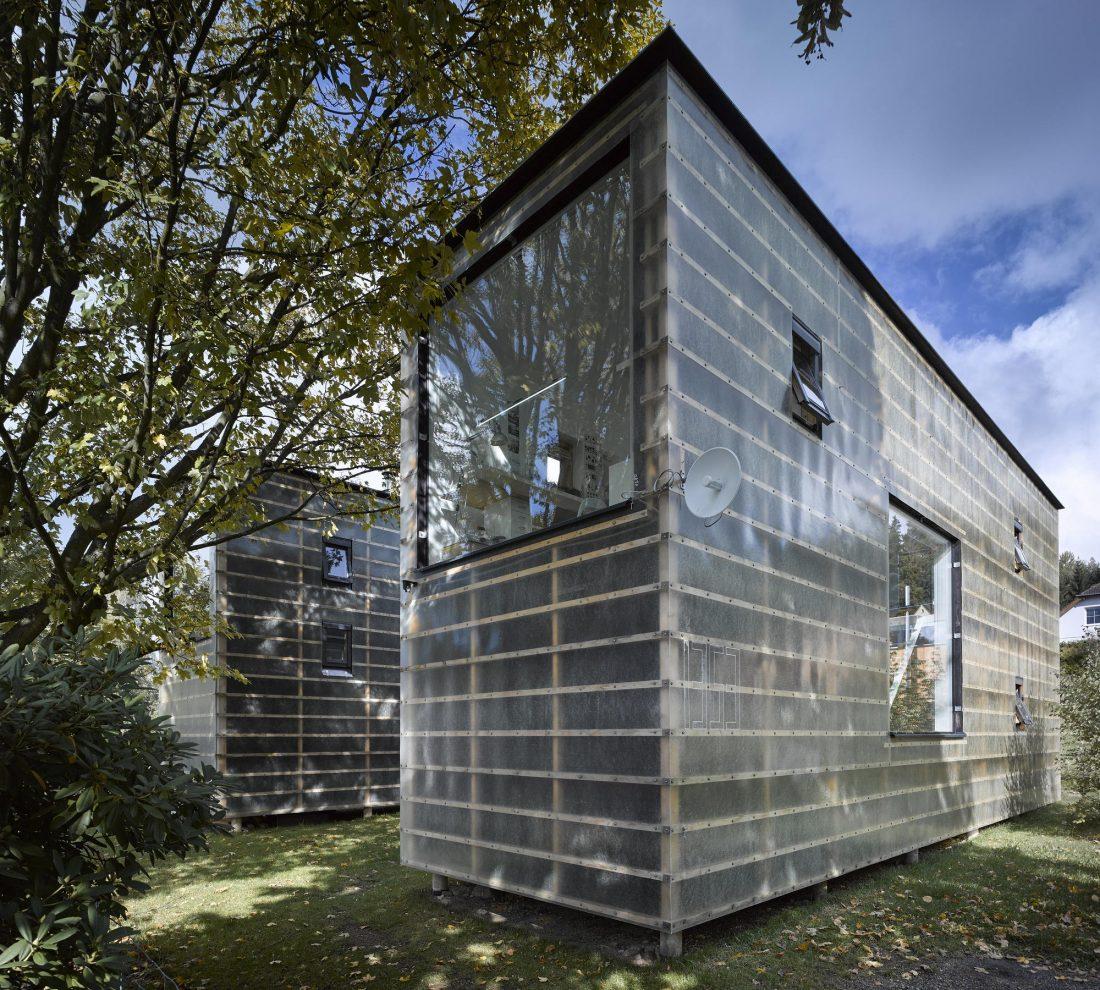 ZEN Houses проект студии Petr Stolin Architekt 3