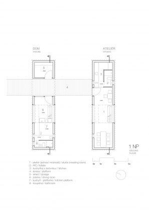 ZEN Houses проект студии Petr Stolin Architekt 32