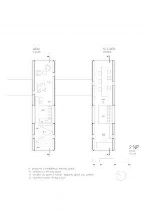 ZEN Houses проект студии Petr Stolin Architekt 33