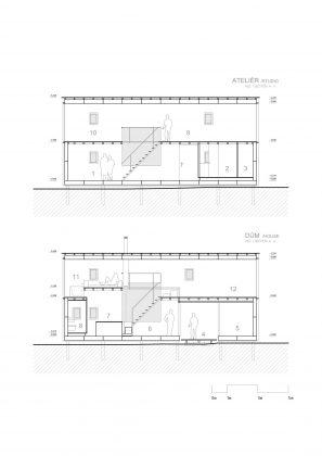 ZEN Houses проект студии Petr Stolin Architekt 34