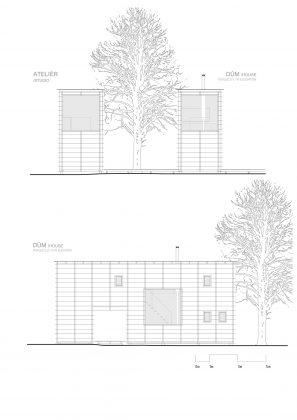 ZEN Houses проект студии Petr Stolin Architekt 35