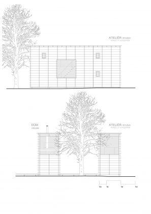 ZEN Houses проект студии Petr Stolin Architekt 36