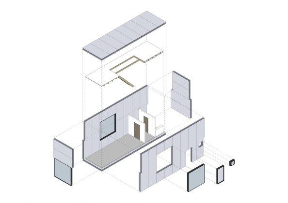 ZEN Houses проект студии Petr Stolin Architekt 39