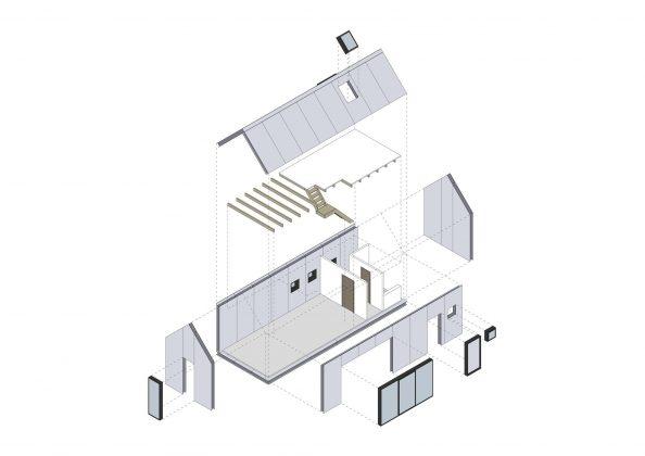 ZEN Houses проект студии Petr Stolin Architekt 40