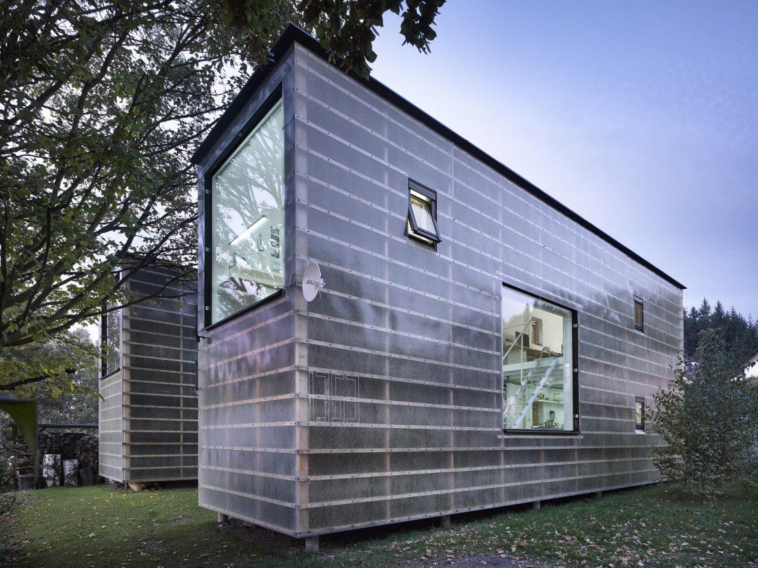 ZEN Houses проект студии Petr Stolin Architekt 6