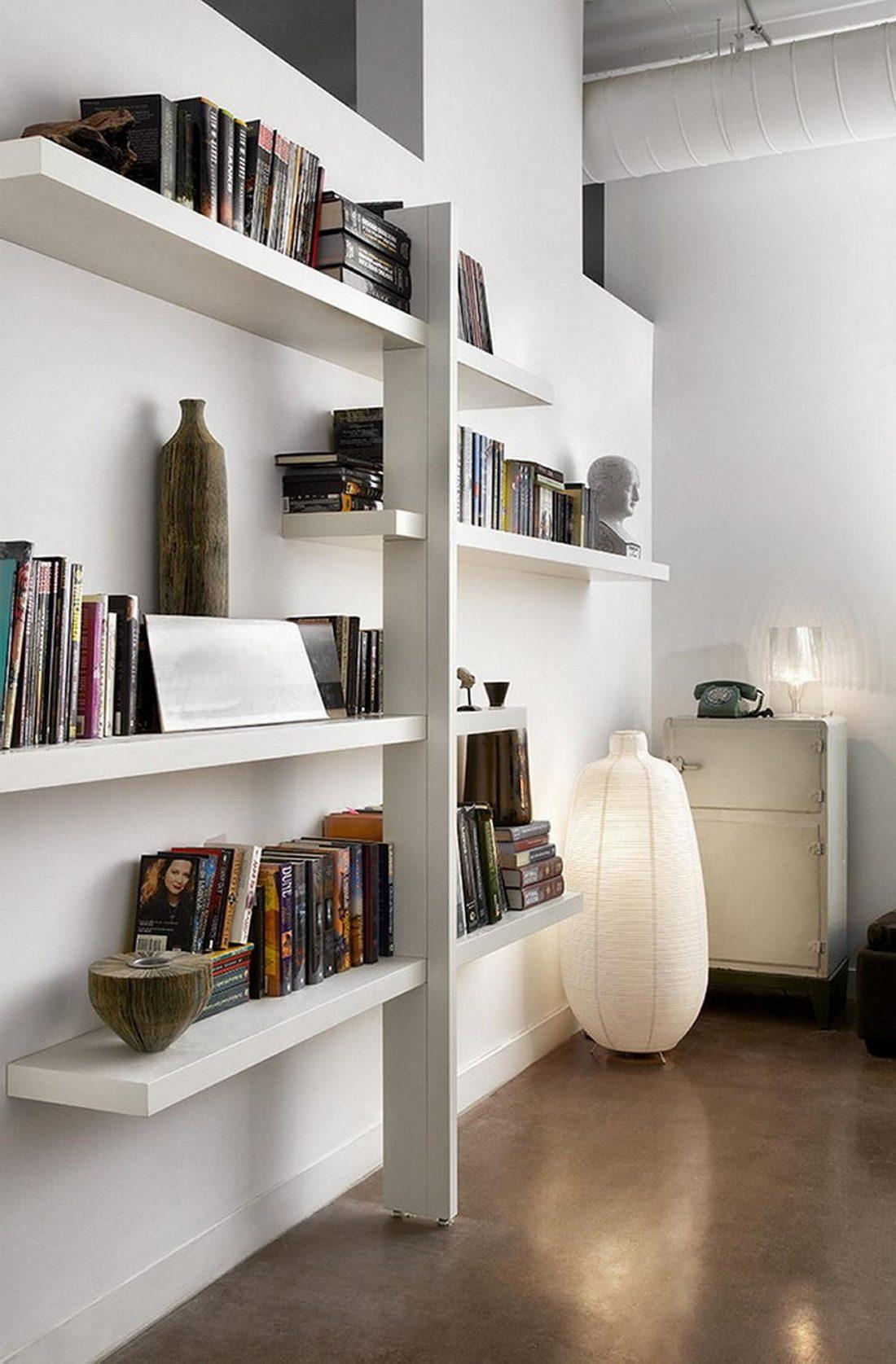 Дизайн интерьера квартиры в стиле лофт 33