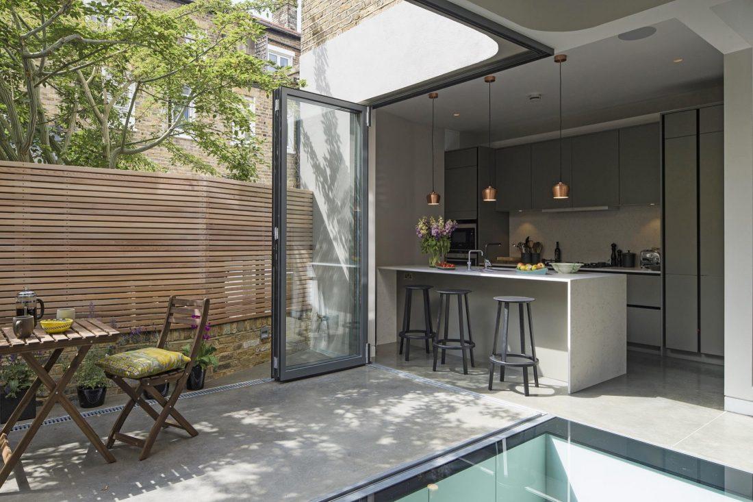 Дом Брекенбури от студии Neil Dusheiko Architects 10
