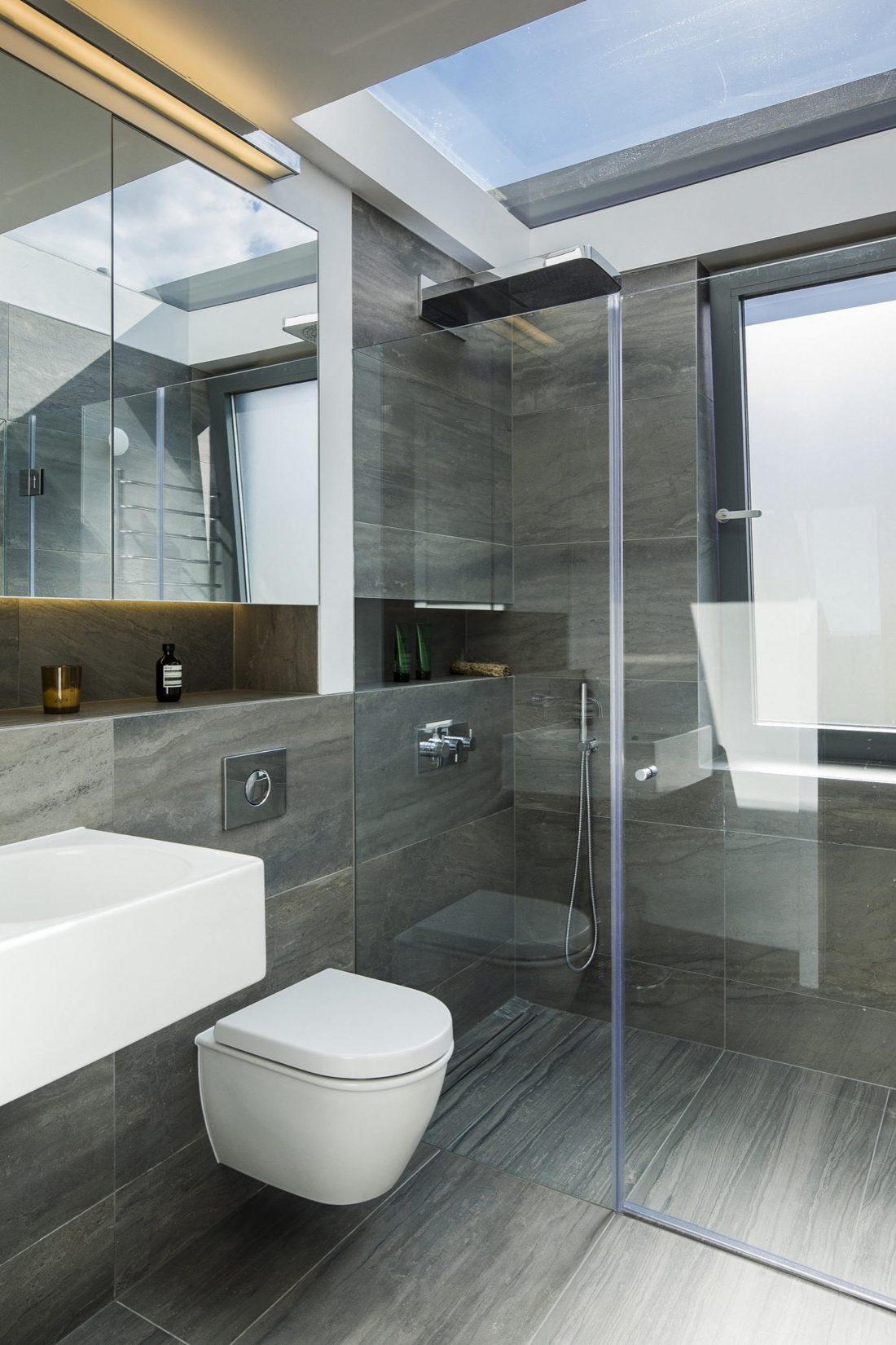 Дом Брекенбури от студии Neil Dusheiko Architects 12