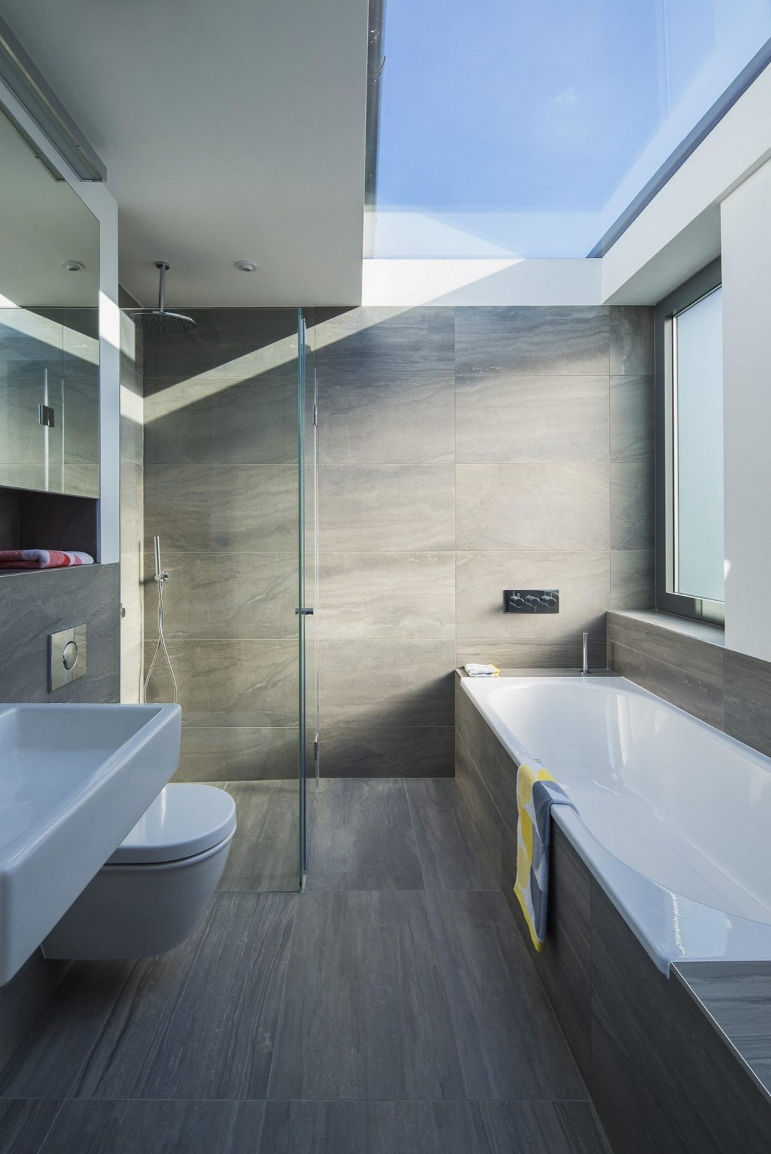 Дом Брекенбури от студии Neil Dusheiko Architects 13