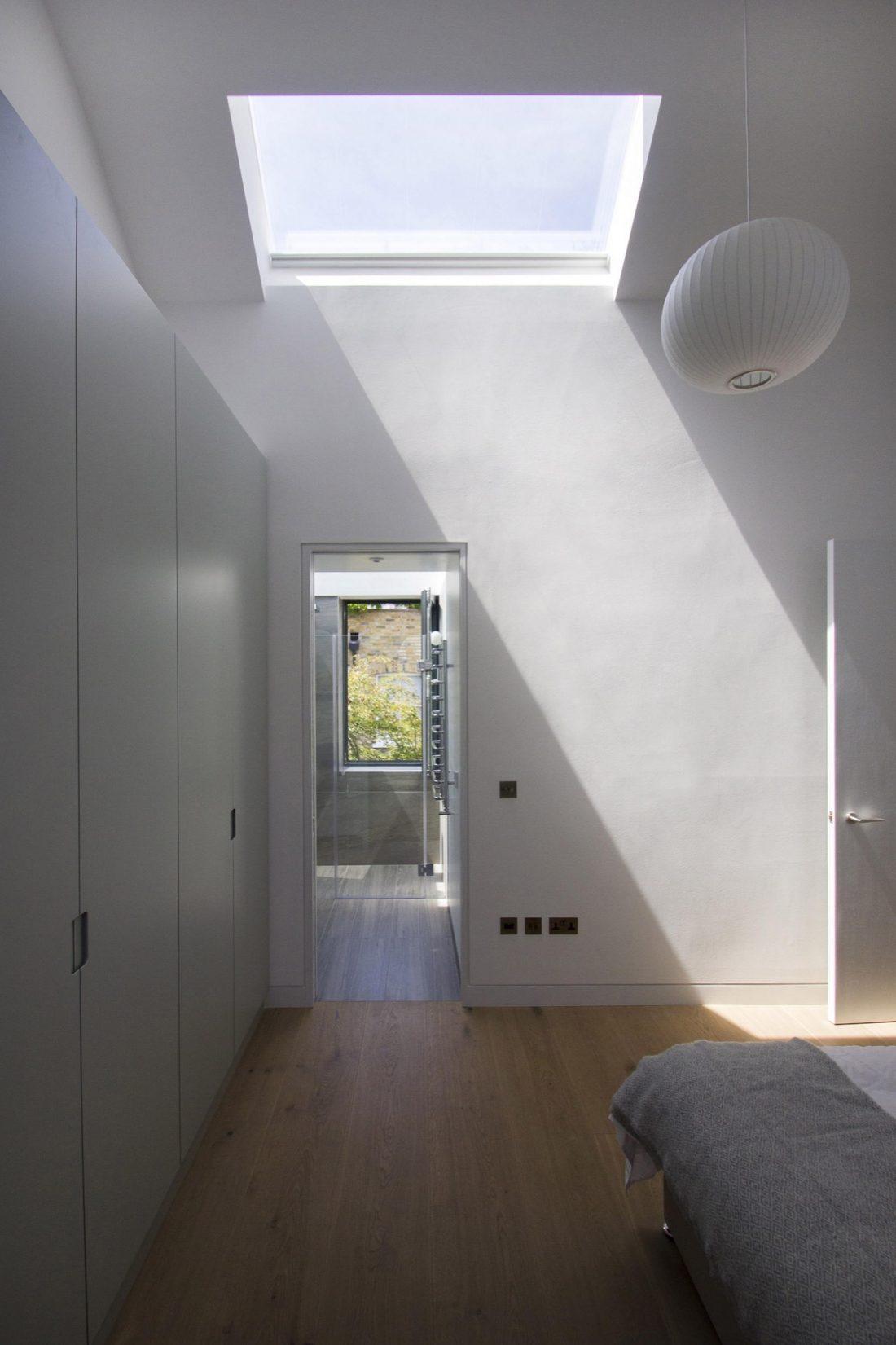 Дом Брекенбури от студии Neil Dusheiko Architects 15